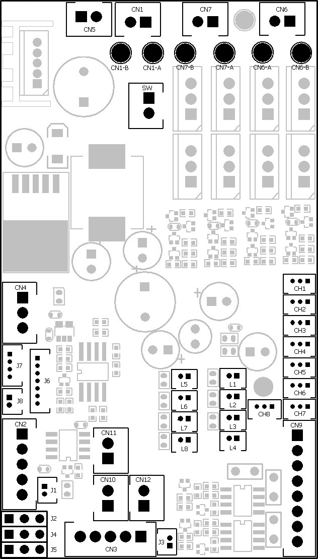 tk60 series tank controller Gibson Wiring-Diagram connection diagram( click to download full size image )